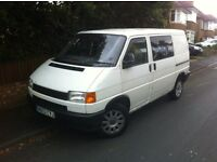 VW transporter T4 800 special swop previa or similar