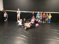 Children's play movement Yoga Jiu Jitsu class for 2-6 year olds