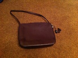 Vintage Radley Small Brown Bag