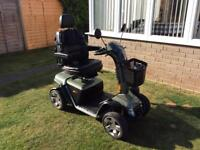 Pride colt executive mobility scooter 8mph