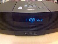 bose wave cd radio system