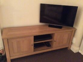 Tv stand in Oak by Next