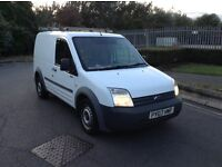 2007/07 FORD CONNECT 1.8 TDCI /MOT JUNE 2017/UNWANTED P/X CHEAPEST ON THE NET!!!