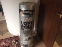 Knauf 100mm Space Loft Roll 8.3m2
