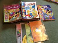 The Simpsons magazines