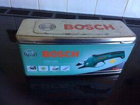 Bosch Cordless secateurs