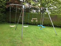 Large TP (Heavy duty) Swingset - Play system