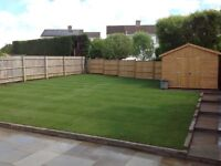 Top View Landscapes & Constrution Turfing/Fencing/Decking/Tree Work