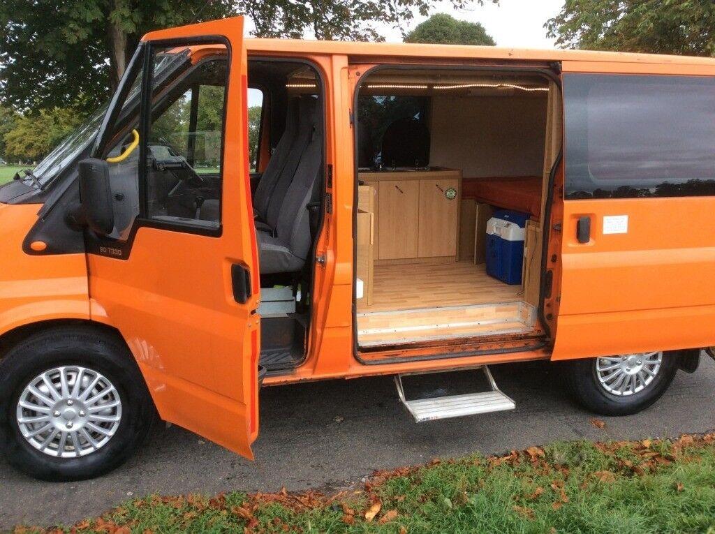 a04dcedb7a Ford Transit Camper conversion (2003