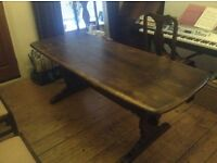 Ercol Dining Table £80 Ono