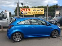 Vauxhall corsa vxr 1600 turbo 2009 only 38000 fsh full year mot mint car fully serviced possible px