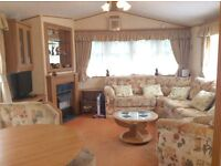 CHEAP DG & CH STATIC CARAVAN SITED ON TY MAWR HOLIDAY PARK IN NORTH WALES