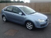 2007 FORD FOCUS 1.8 TDCI SPORT DIESEL FULL HISTORY CAMBELT DONE LOW MILES ONE OWNER MINT CAR