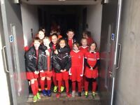 Girls Football Team Requires players at UNDER 12 ( YEAR 7 ) JUNIOR REDS