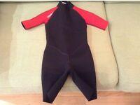 Children's wetsuit aged 6-8