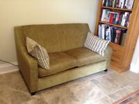 Immaculate Small Double Sofabed