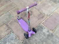 Two Maxi Micro Scooters for sale - £55 each
