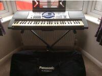 Panasonic SX-KC611 Keyboard