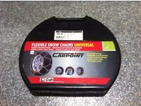 Carpoint Flexible snow chains