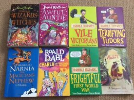 Bundle of books x8 items all in excellent condition