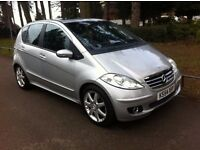 MERCEDES BENZ A200 CDI AVANTGARDE SE EDITION, 6 SPEED MANUAL, LOW MILES, FULLY LOADED, 12 MONTH MOT