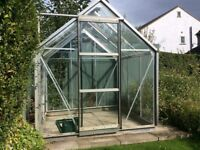 Greenhouse for sale 6ft x 6ft Excellent Condition £120