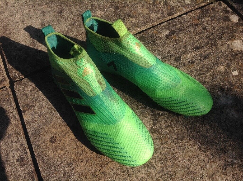 f8251b550fdb Adidas ace 17+ pure control boots uk 9 1 2