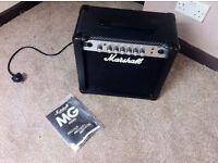 Marshall MG15CFR Guitar Amplifier (New)
