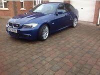 BMW 320d M Sport. Full service history. Serviced 1st Dec 2016. MOT to Dec 2017. Excellent condition.