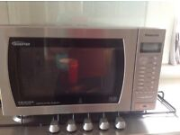 Panasonic Inverter microwave model nn-ct776s