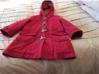 Young Girls Boden Duffle Coat