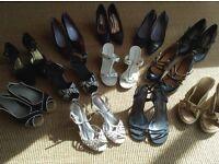 Ladies size 4 shoes