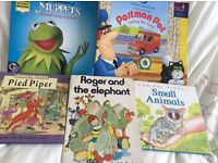 Children's Books x 5
