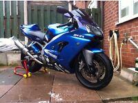 Kawasaki ninja zx9r e1 model full mot plus extras