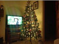 House of Fraser Christmas tree