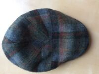 VGC Men's Tartan Flat Cap