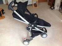 Quinny Zapp Xtra 2 Stroller , almost new condition