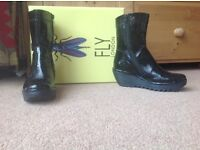 Fly London Boots - size 5 (38)