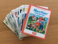 French books 'Martine'