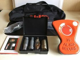 ALKO Al-ko Caravan Wheel Lock Kit No 35. Brand New/Unused
