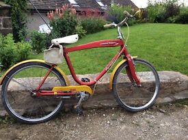 Vintage triang bike