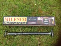 Milenco Small Telescopic Cargo Bar