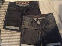 Men's next jeans (32/32) x2