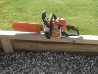 Still 18c petrol chainsaw