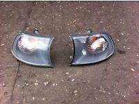 *** 2004 BMW 316 TI E46 Compact Clear Front Indicators *** £25