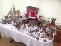 Collection of Megabloks Pyrates (like Lego Pirates) numerous ships and sets bargain at £50