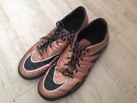 Nike Astro turf football boots size 9