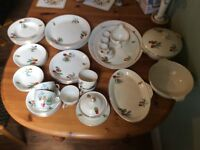 Alfred Meakin dinner set 50 pieces