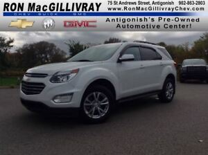 2016 Chevrolet Equinox LT..Heated Seats..$199 B/W Tax Inc..GM Ce