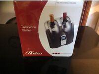 Hostess twin wine chiller